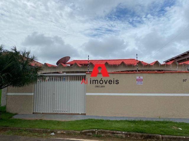 Casa à venda, 130 m² por R$ 260.000,00 - Loteamento Novo Horizonte - Rio Branco/AC
