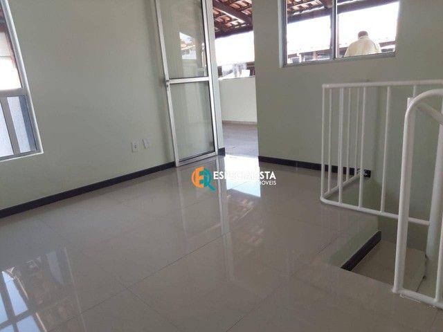Cobertura com 2 dormitórios à venda, 42 m² por R$ 185.000,00 - Asteca (São Benedito) - San - Foto 18