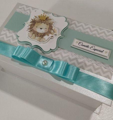 Kit caixa rígida / caneca convite Padrinho/Madrinha (2 Canecas) - Foto 2