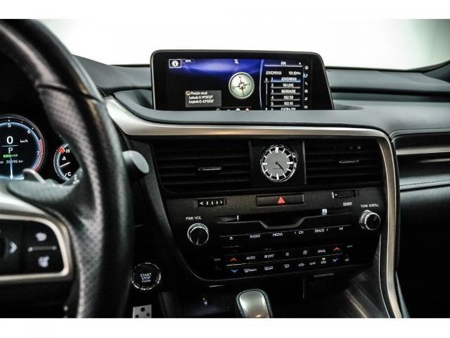 Lexus Rx350 f-Sport 3.5 V6 24V GASOLINA 4P AUTOMATICO - Foto 6