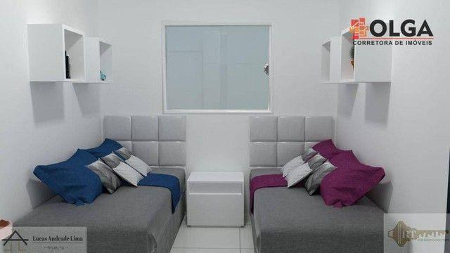 Casa no Jardim Petrópolis com 2 dormitórios à venda, 62 m² por R$ 170.000 - Gravatá/PE - Foto 10