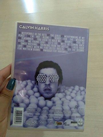 Dvd Calvin Harris  - Foto 2