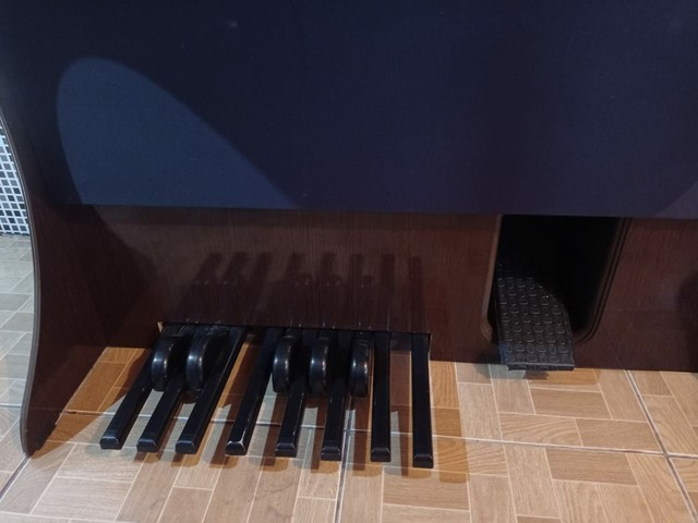 Órgão eletrônico scalla digital sx 2012 - Foto 6