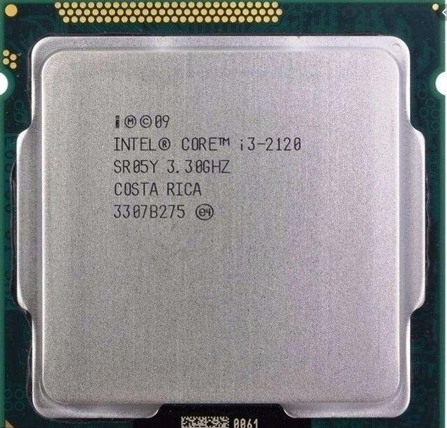 Processador Core I3 2120 3.30 Ghz Lga 1155 - Foto 2