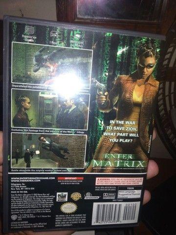 Matrix GAME CUBE seminovo - Foto 3