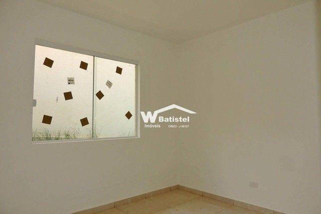 Casa com 2 dormitórios à venda, 45 m² por R$ 179.000 - Rua do Cedro N°616 Parque do Embu - - Foto 9