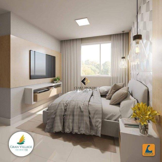 Apartamento no Eusébio com 2 dormitórios à venda, 49 m² por R$ 169.735 - Eusébio - Eusébio - Foto 4