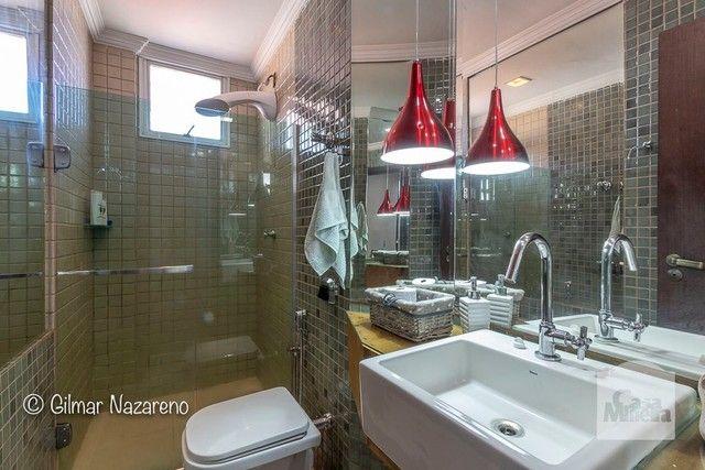 Apartamento à venda com 4 dormitórios em Alto caiçaras, Belo horizonte cod:336278 - Foto 16