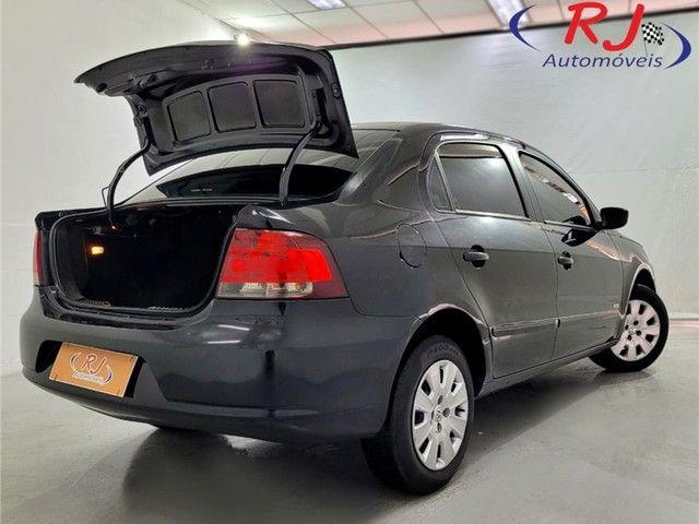 Volkswagen Voyage 2009 1.6 mi trend 8v flex 4p manual - Foto 4