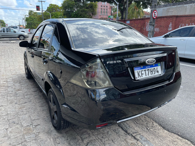 Ford Fiesta Sedan 1.6 2011 Completo Extra - Foto 3