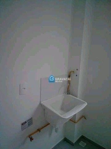Apartamento com 2 dormitórios para alugar, 39 m² por R$ 620,00/mês - São Luiz - Gravataí/R - Foto 9