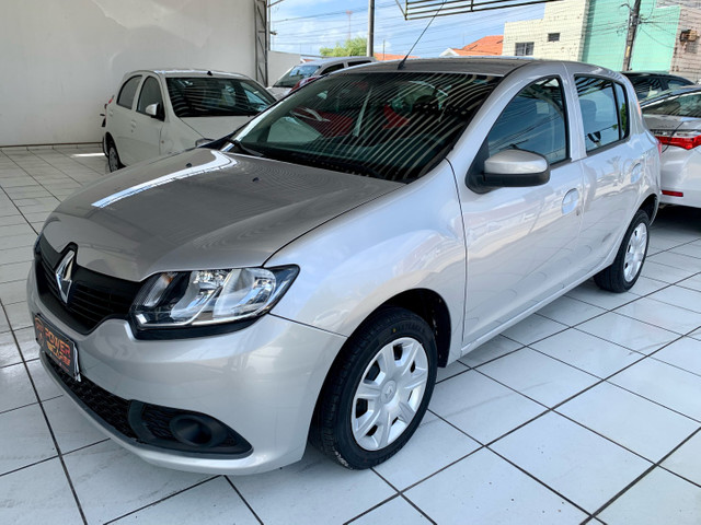 Renault sandero autentique 1.0 3cc 2020 completo  - Foto 4