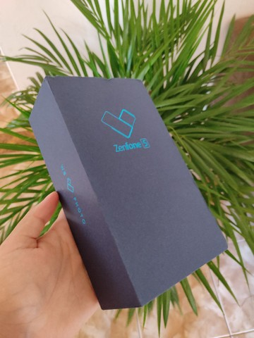 ZenFone 5 usado tela quebrada - Foto 4