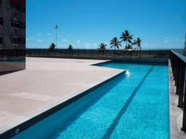 Alugo excelente Flat no Hotel Transamérica na avenida Boa Viagem / Recife - Foto 8