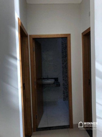 Casa com 2 dormitórios à venda, 58 m² por R$ 135.000 - Jardim Tropical - Marialva/PR - Foto 9