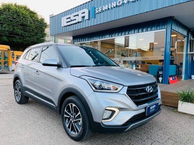 Hyundai Creta 2.0 Prestige 2021 Semi-novo.