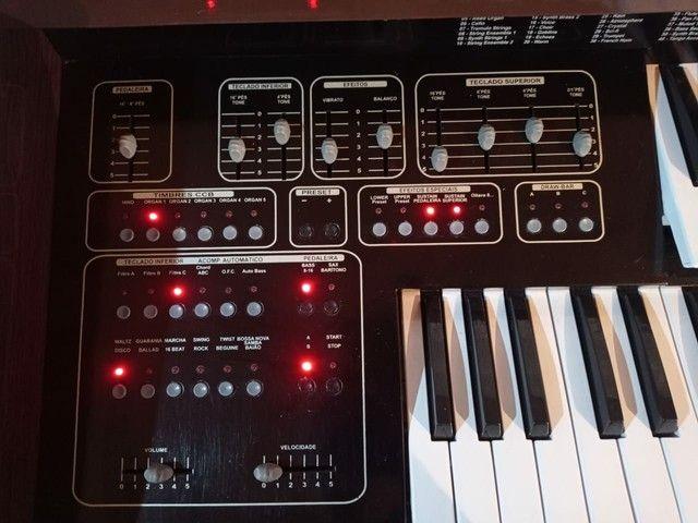 Órgão eletrônico scalla digital sx 2012 - Foto 4