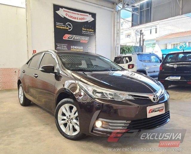Toyota Corolla XEi 2.0 Flex Aut. 2017/2018 - Foto 10