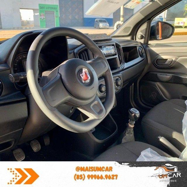 Fiat Strada 2021 - Endurance - 1.4 Flex - Preta - Pronta Entrega - Foto 5