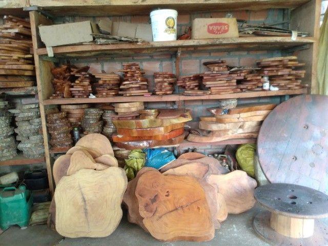 Móveis  e peças para sua casa rústicos em madeira de jaqueira