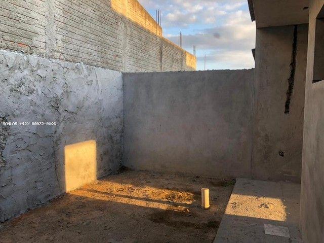 Casa para Venda em Ponta Grossa, Vila Hilgemberg, 2 dormitórios, 1 banheiro, 2 vagas - Foto 13