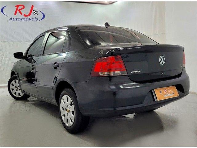 Volkswagen Voyage 2009 1.6 mi trend 8v flex 4p manual - Foto 3