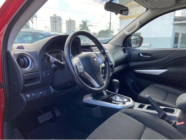 Nissan Frontier 2.3 16V TURBO DIESEL ATTACK CD 4X4 AUTOMÁTICO - Foto 6