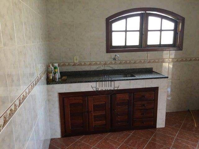 Casa com 3 dormitórios à venda, 450 m² por R$ 550.000,00 - Porto da Roça I - Saquarema/RJ - Foto 13