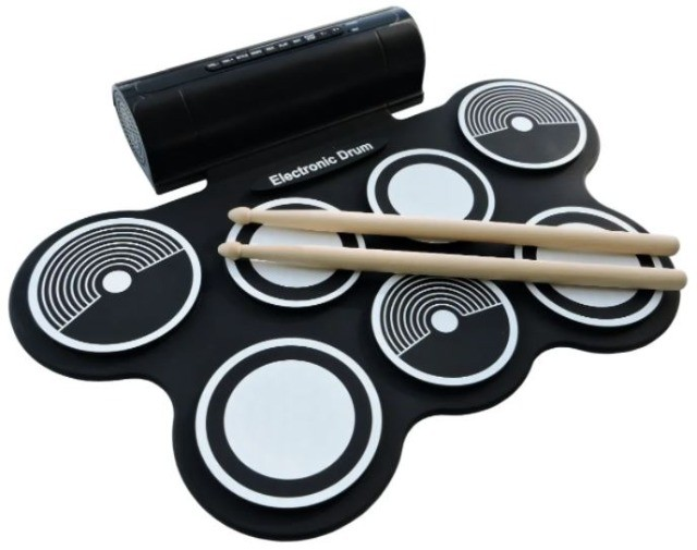 Bateria Eletrônica Kit Completo  - Foto 6