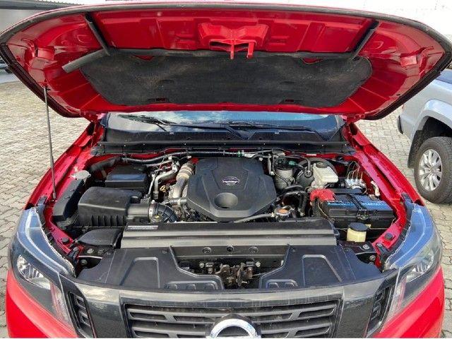 Nissan Frontier 2.3 16V TURBO DIESEL ATTACK CD 4X4 AUTOMÁTICO - Foto 11
