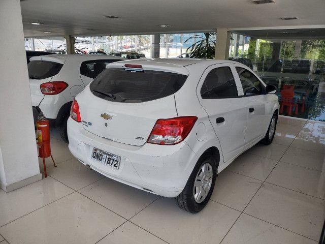 Chevrolet Onix Joy 1.0 !!!!! IPVA 2021 pago - Foto 3