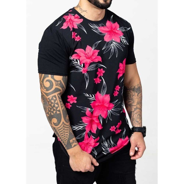 Camisa Long Line Swag  - Foto 2