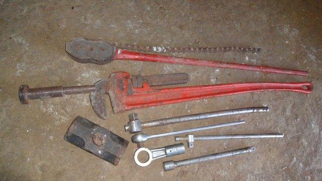 Amários, bancadas e ferraments para oficina mecânica - Foto 3