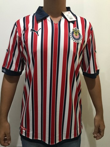 Camisa Chivas Guadalajara XL - GG - Foto 2