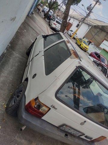 Fiat uno Mille smart sem cabeçote do motor - Foto 3