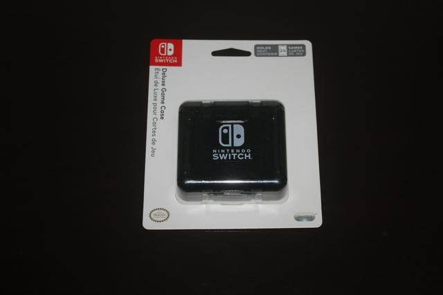 Deluxe Game Case Nintendo Switch