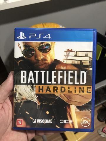 Jogo PS4 Battlefield Hardline