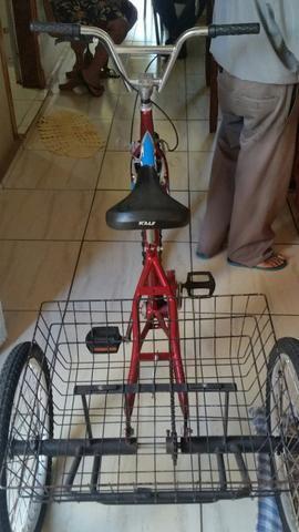 Bicicleta Tricículo 600,00
