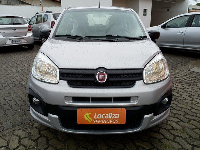FIAT UNO 2016/2017 1.0 FIREFLY FLEX ATTRACTIVE 4P MANUAL