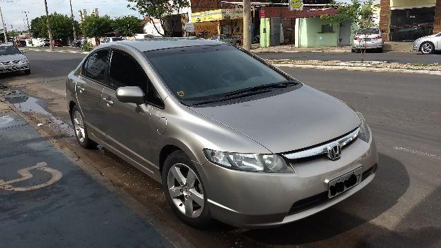 Honda Civic LXS 2007 Extra