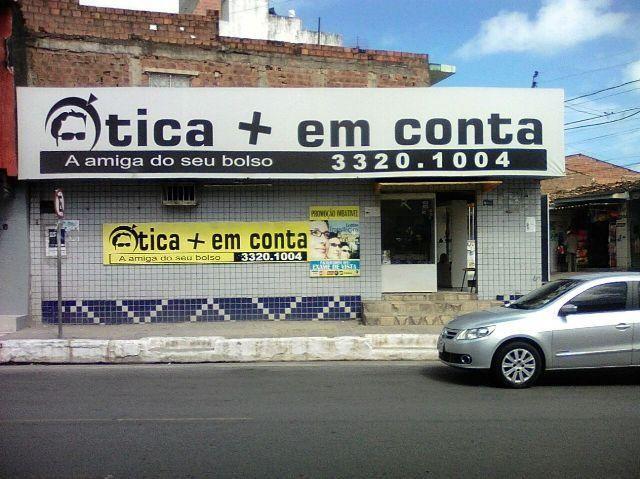 ÓTICA OU INSTALAÇÕES NO JACINTINHO 50m2