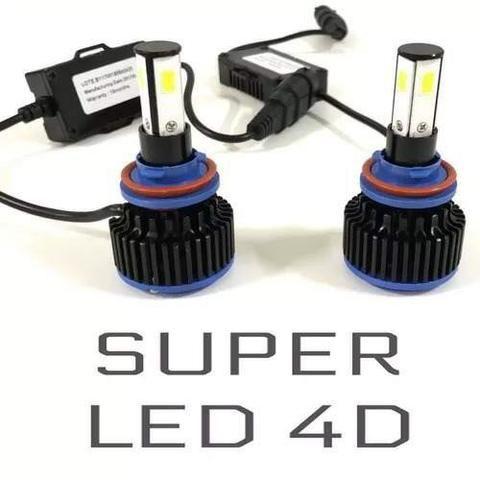 Super Led 4D Vários Modelos