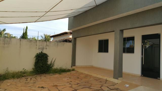 Casa 3quartos 2 suites laje lote 450m2 rua 06 Vicente Pires condomínio fechado - Foto 2