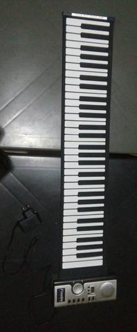 Teclado Piano Flexível - Foto 3