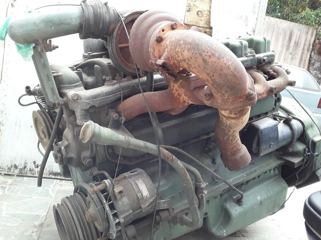Motor 355/6 turbinado e interculado