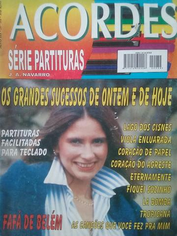 Revista Acordes - Série Partituras - Ano III Nº 38