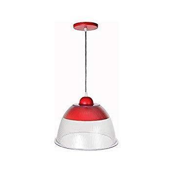 Luminária Prismática x 12 x R$ 7,99 x Entrega Grátis x Garantia 3 m