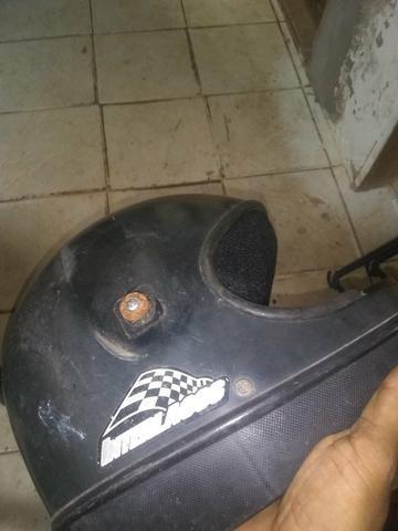 Vendo capacete Quebra Galho 40 - Foto 3