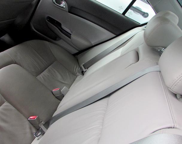 Honda Civic  Sedan LXR 2.0 Flexone 16V Aut. 4p FLEX AUTOMÁT - Foto 5