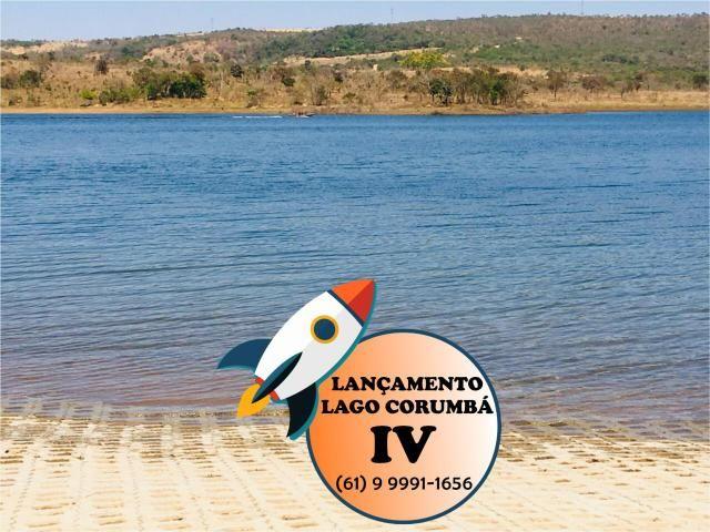 Excelente condomínio na beira do lago Corumba - Foto 8
